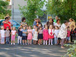 Откриване на учебната година - ДГ Радост - Костинброд